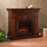 Amazon.com - SEI Sicilian Harvest Electric Fireplace ...