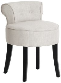 Vanity Stool Makeup Chair For Bathroom Dressing Table ...