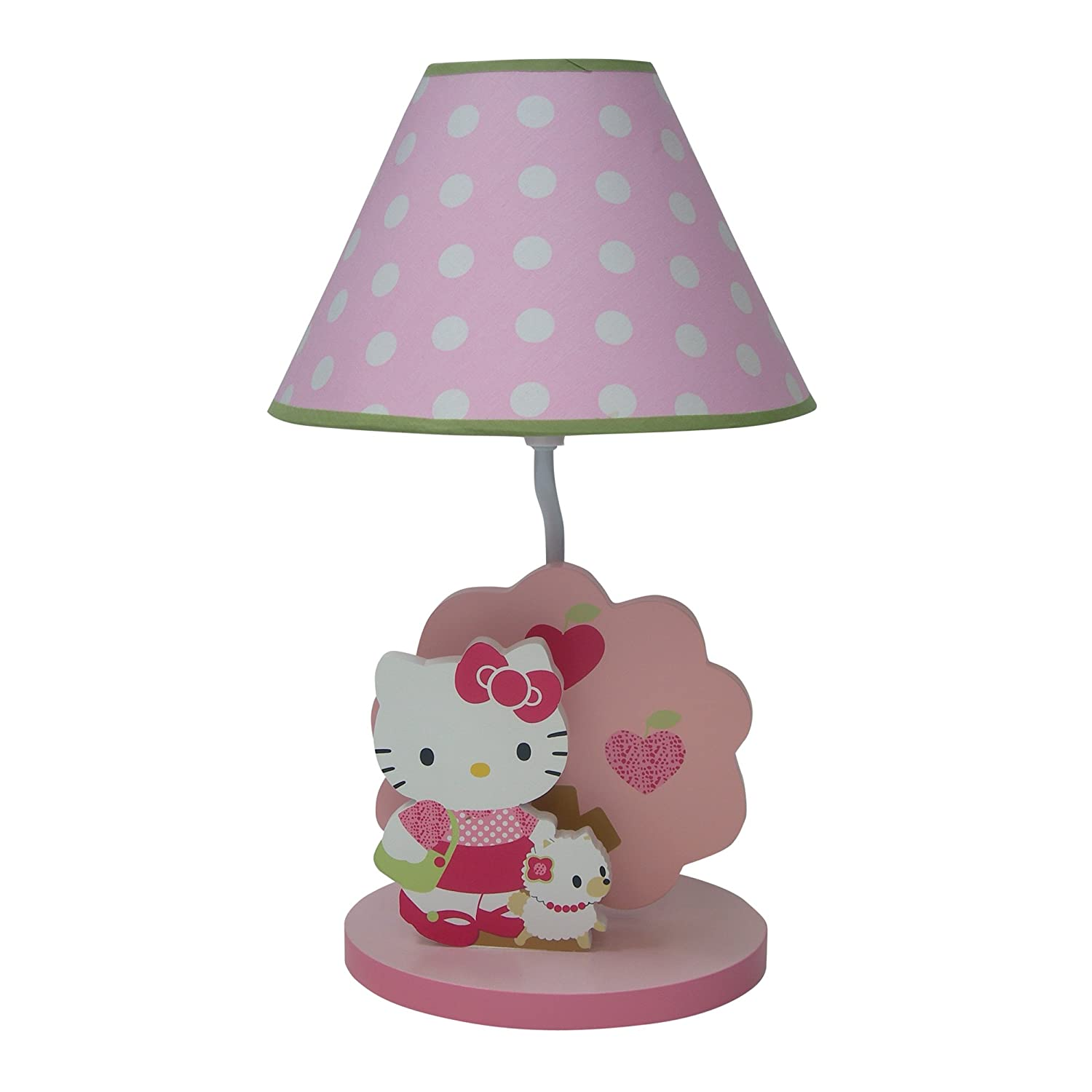 Lamps For Baby Nursery Hello Kitty And Puppy Crib Bedding And Decor Baby