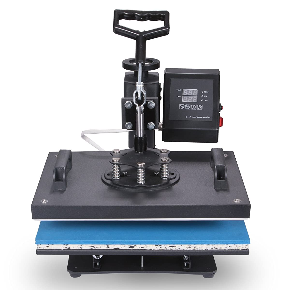 Sublimation Press Mophorn Heat Press 8 In 1 Multifunction Sublimation Heat Press