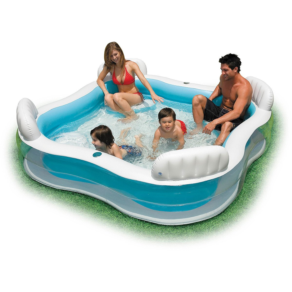 Pool Filterpumpe Funktion Intex Quick Up Pool 28146 Set 7in1 Ø 366 X 91 Cm