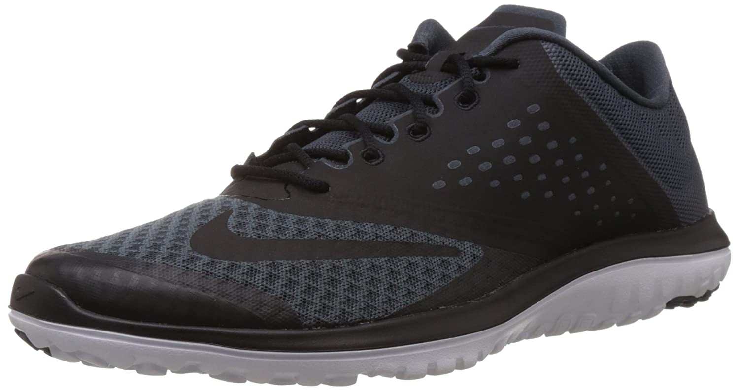 Run 2 Run Nike Men 39s Fs Lite Run 2 Dk Magnet Grey Black White