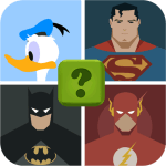 Logo Quiz Super Heroes Games