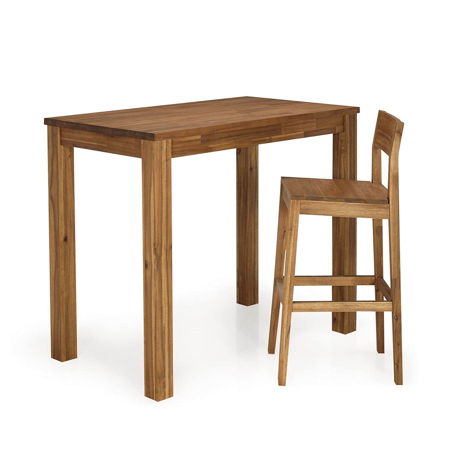 Alinea Creteil Affordable Tabouret De Bar En Bois Alina With Alinea
