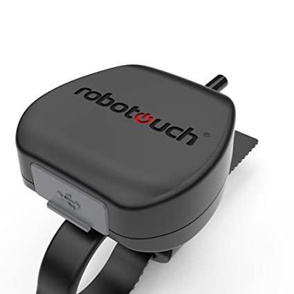 RoboTouch - RideOn Mobile Charger For Two Wheeler (Black)