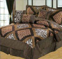 Animal Print Bedding - TKTB