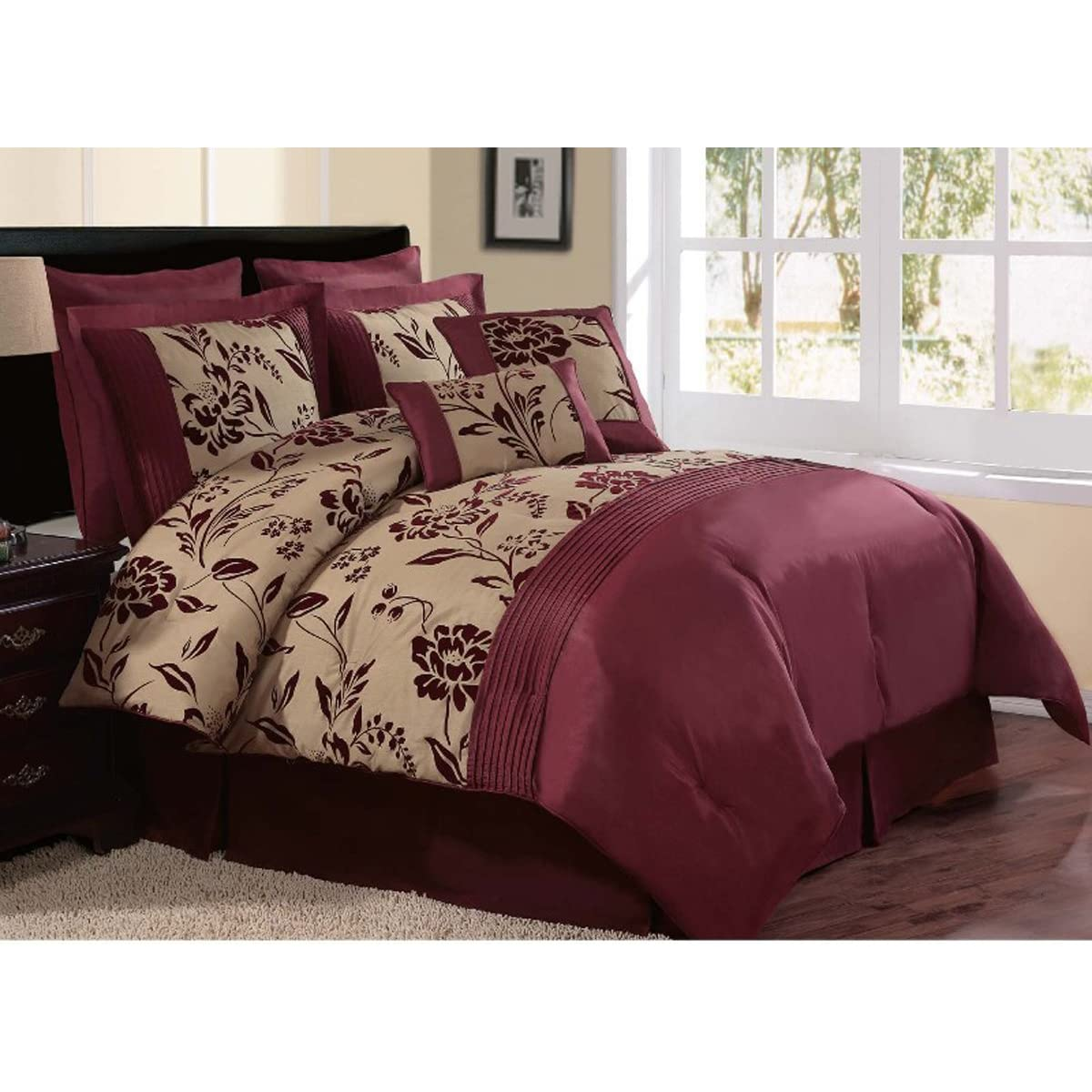 Burgundy And Gray Bedroom 3 Short Stories You Didn 39t Know About Maroon Bed