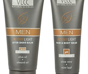 VLCC Men Active Light Hair And Body Wash