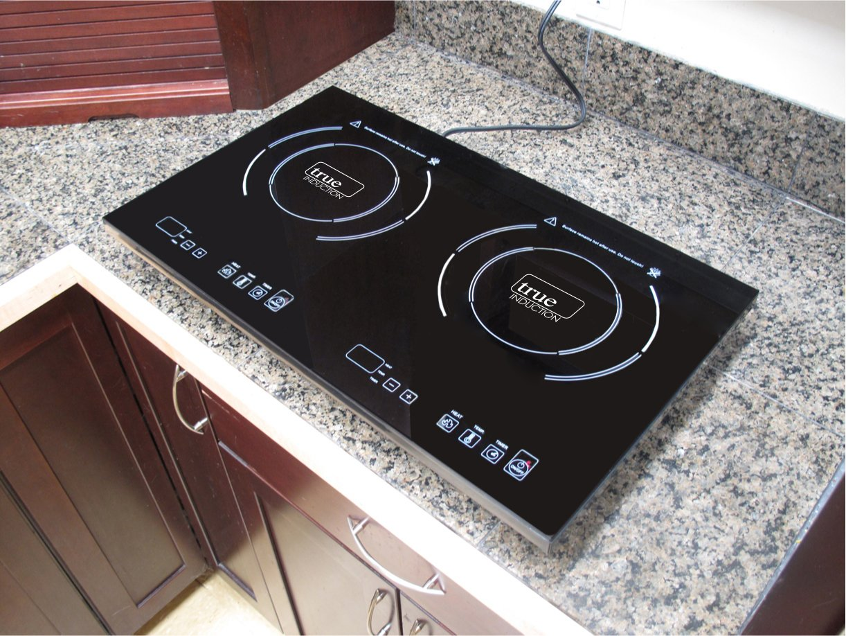 Induction Cooktop True Induction Cooktop Double Burner Energy Efficient