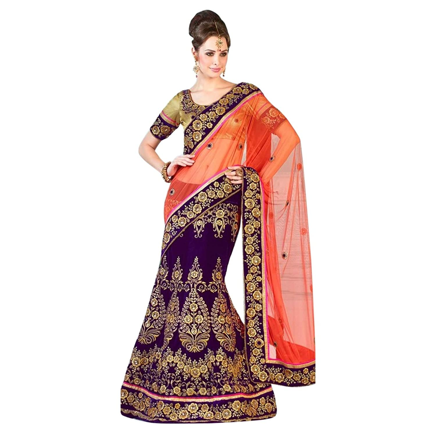 Online Shop Rs Silk Lehenga Cotton Net And Designer Saree Online Starts At