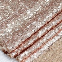 "AMAZLINEN 14"" x 108"" Premium Quality Sequin Table Runner ..."
