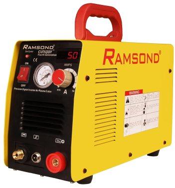 Ramsond CUT 50DX 50 Amp Digital Inverter Portable Air Plasma Cutter
