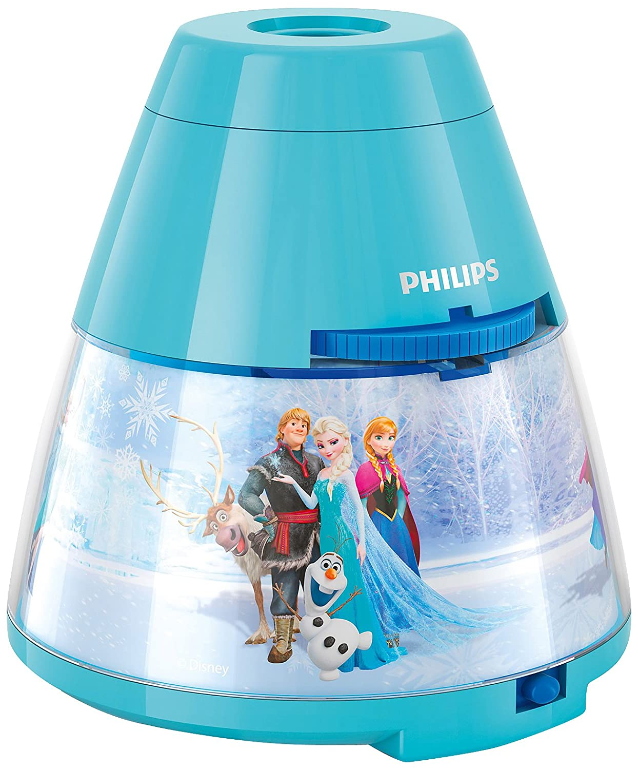 Childrens Night Light Table Lamps Disney Frozen Bedside Table Lamp Children Night Light