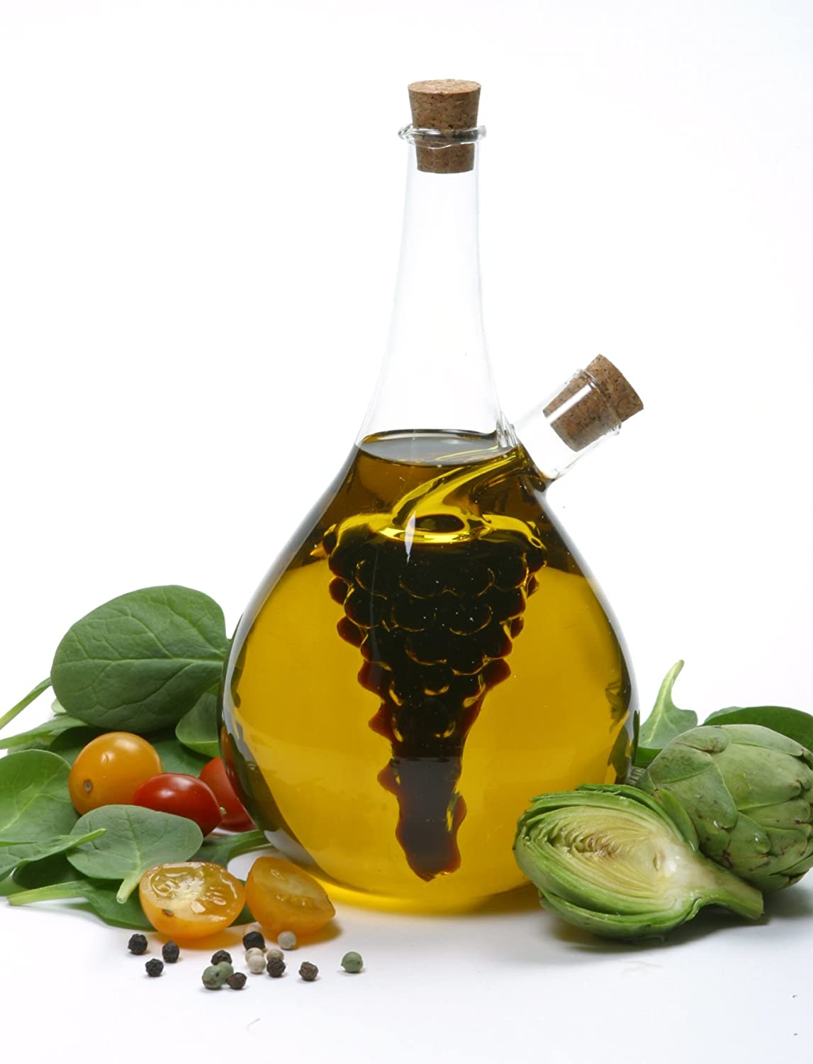 Oil And Vinegar Found This Interesting Tiny Bottle For Olive Oil And
