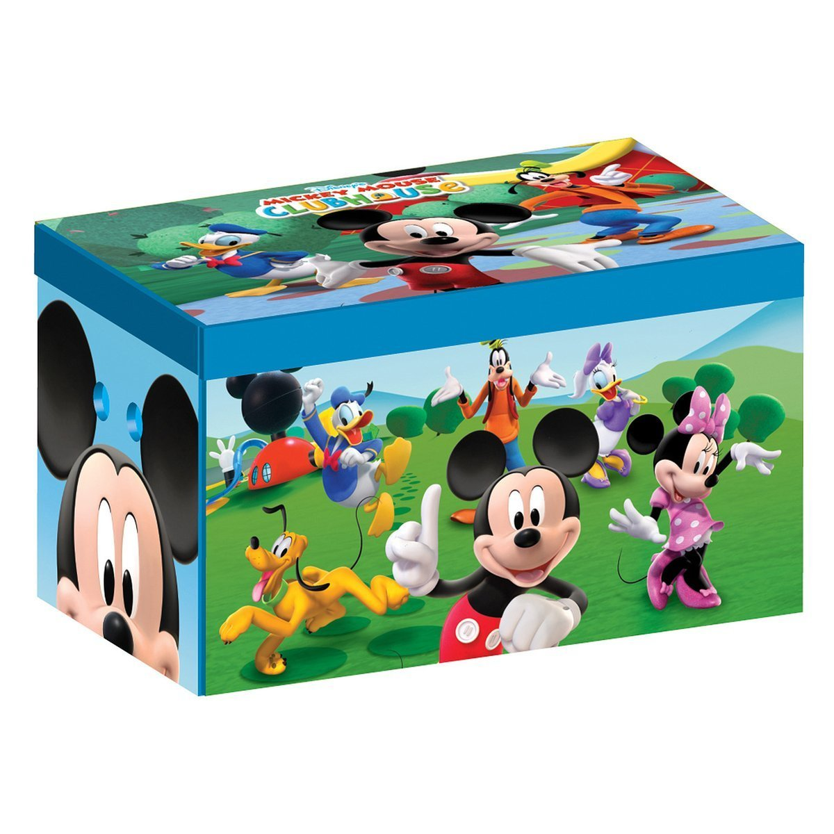 Giochi Mickey Mouse Disney Mickey Mouse Collapsible Fabric Toy Box Storage