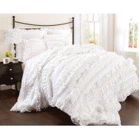 Lovely White Bedding Sets   WebNuggetz.com
