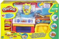 NEW PLAY DOH MEAL MAKIN KITCHEN COOKER OVEN TOASTER 20 ...