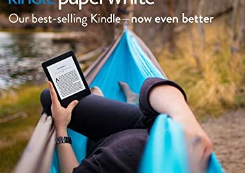 Kindle Paperwhite, 6 inch High Resolution Display (300 ppi)