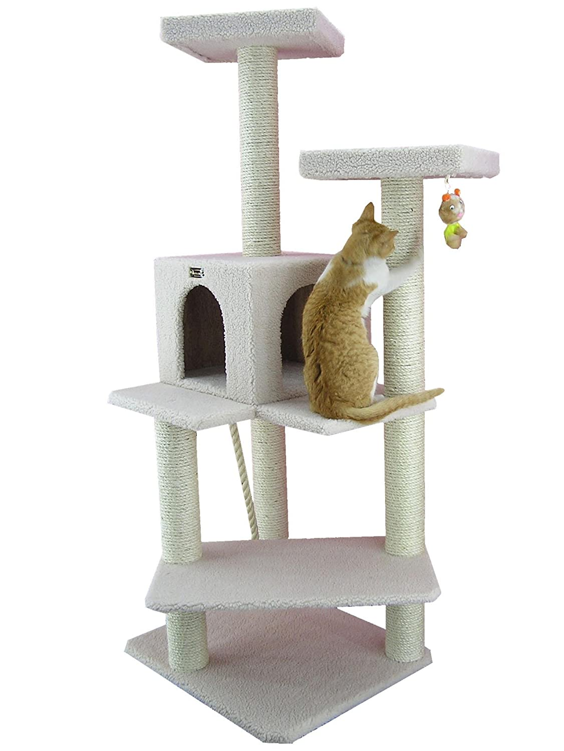 Cat Tree Houses Indoor Cat Trees For Large Cats