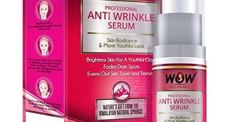 Wow Professional Anti Wrinkle Serum