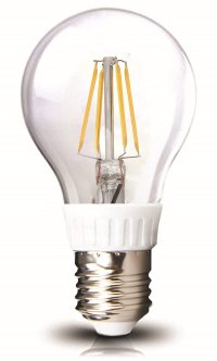 components - How do filament LED bulbs work, looking very ...
