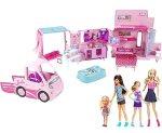 Doll Barbie Sister Deluxe Camper