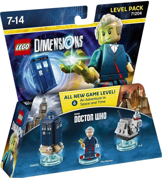 LEGO Dimensions Doctor Who Level Pack on Amazon.com