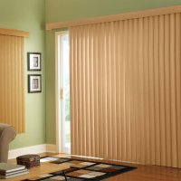 Sliding Door Curtains | Casual Cottage