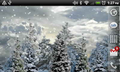 Amazon.com: Snowfall Live Wallpaper: Appstore for Android