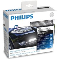 Philips Automotive Lighting 12831WLEDX1 DRL9 LED Daytime ...