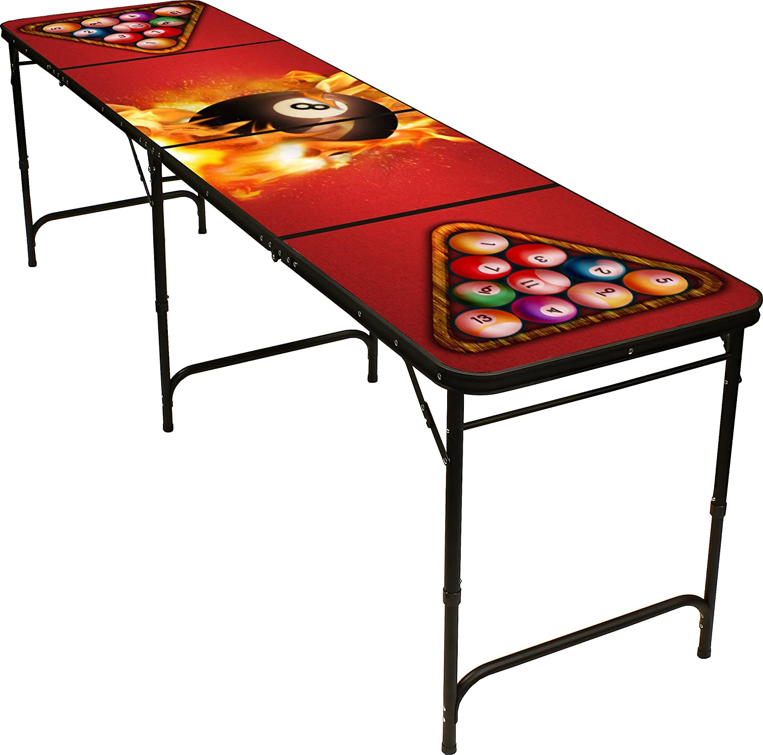 25 Designs Custom 8ft Beer Pong Tables Specialty