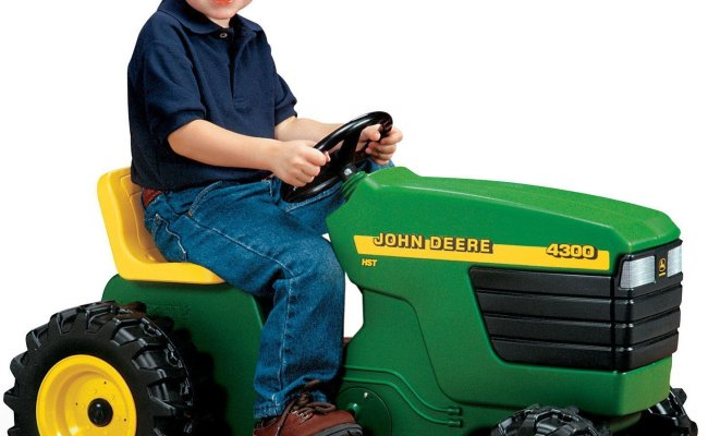 John Deere Kids Tractor Toys And Ride Ons Product Talk