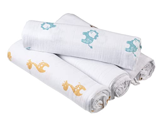 Twin Products: Aden + Anais Swaddle Blankets