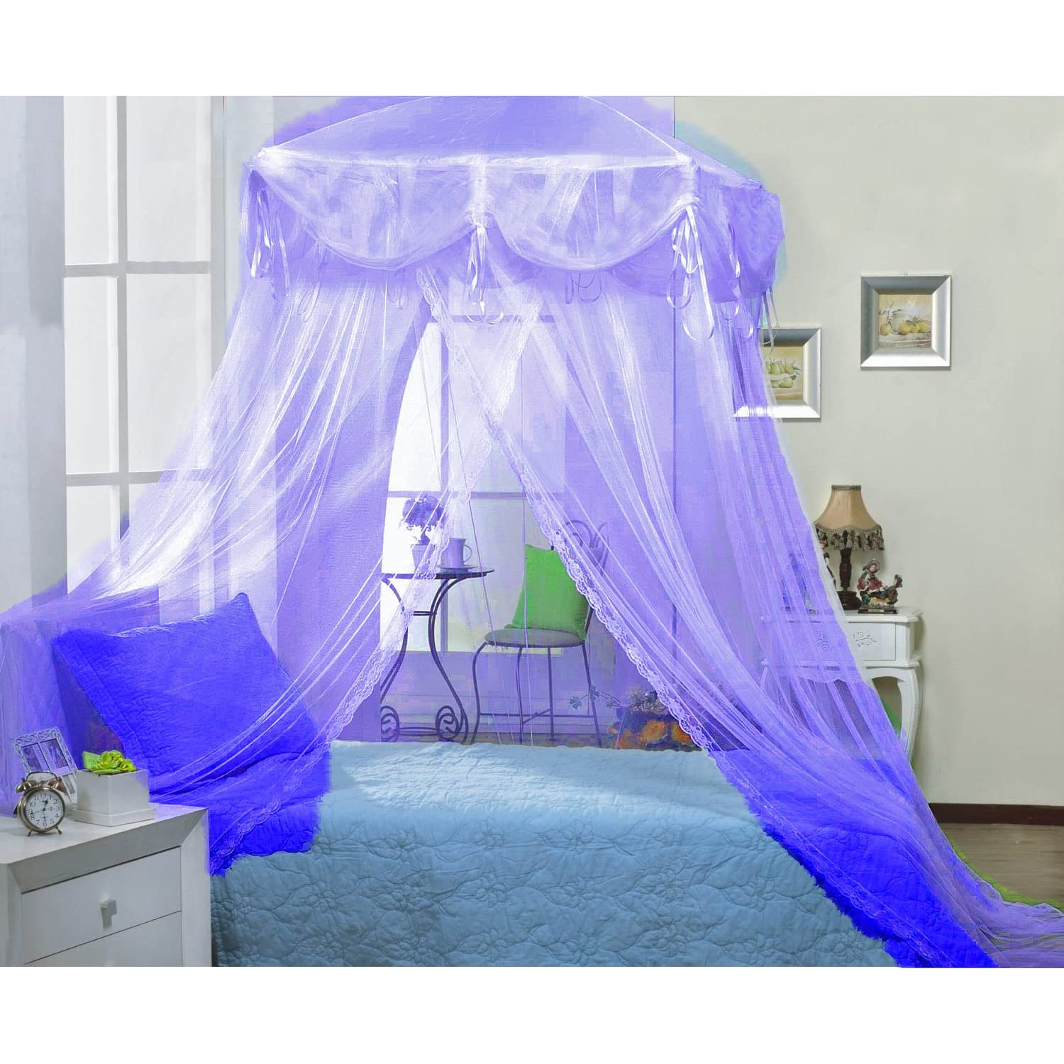 4 Poster Princess Bed Teen Bed Canopy Rainwear