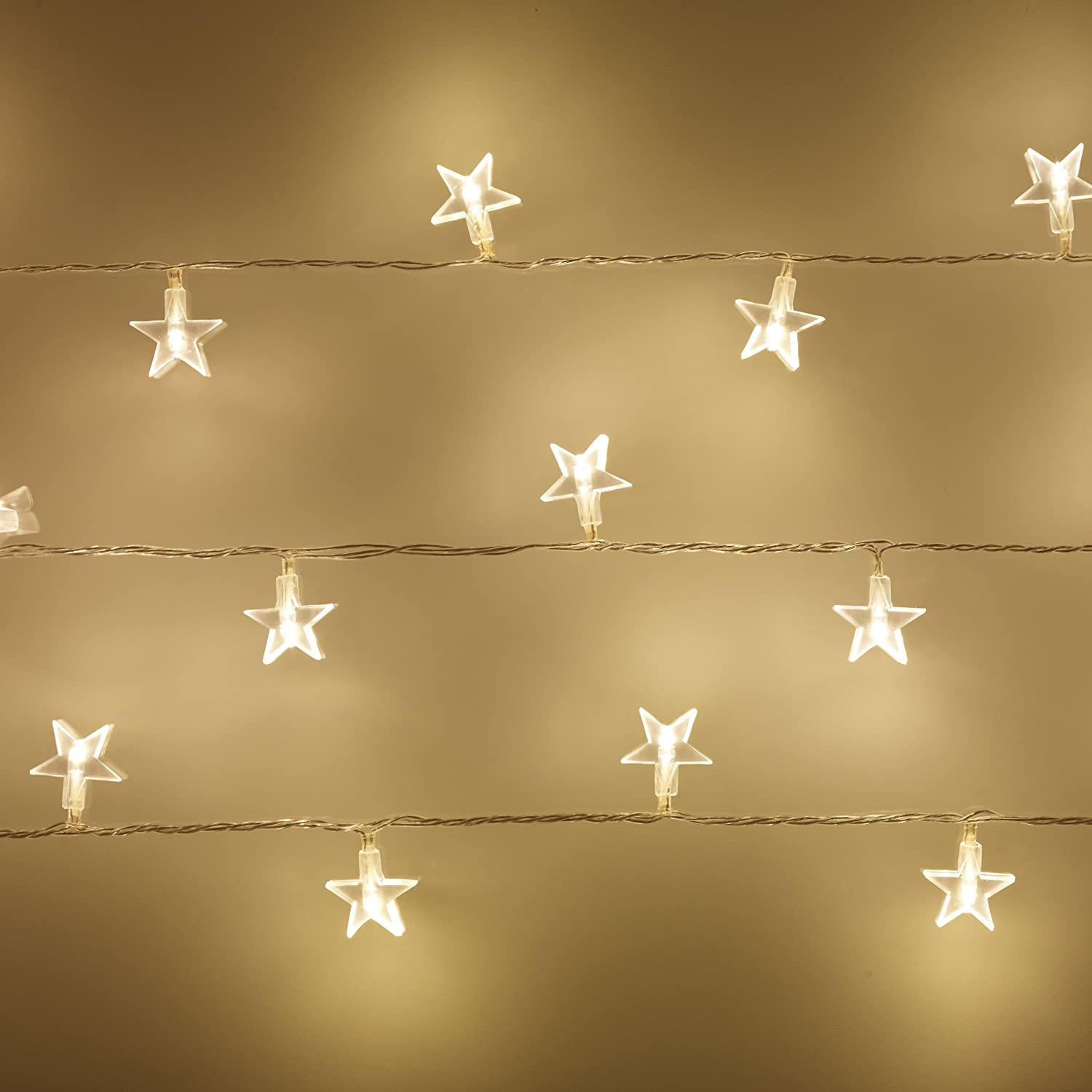 Fairy Lights Kids Room Star Fairy Lights House Pinterest