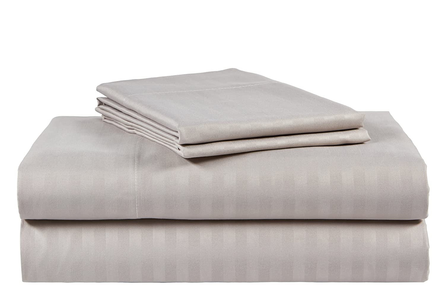 Queen Size Sheet Sets Queen Size Silver 300 Thread Count 100 Cotton Sateen