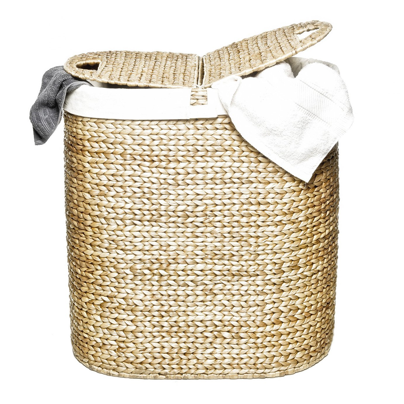 Separate Laundry Basket Decorative Laundry Hamper With Lid Webnuggetz