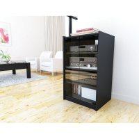 Audio Video Storage Cabinets | DVD Storage Cabinet Reviews