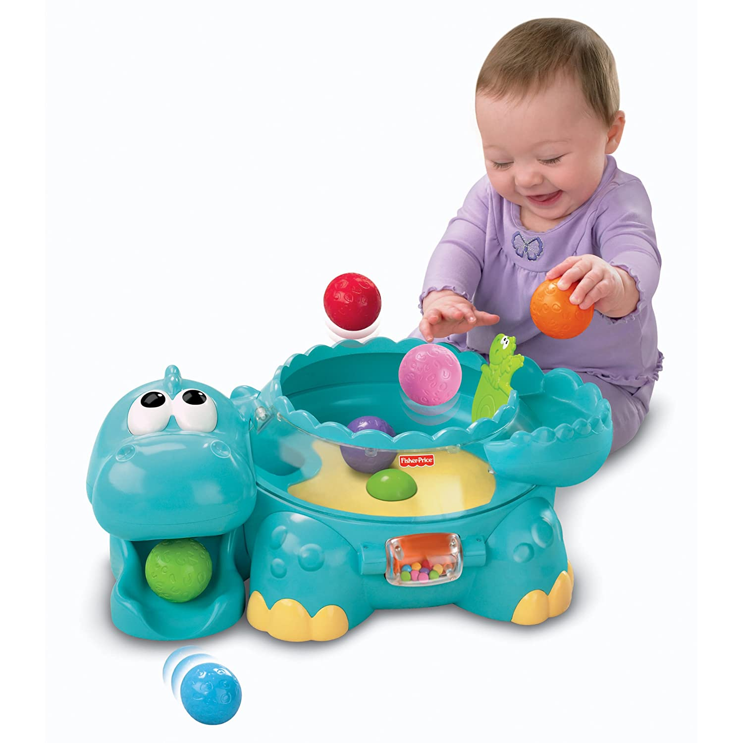 Baby Musical Toys Fisher Price Poppity Pop Musical Dino Best Toy For Babies