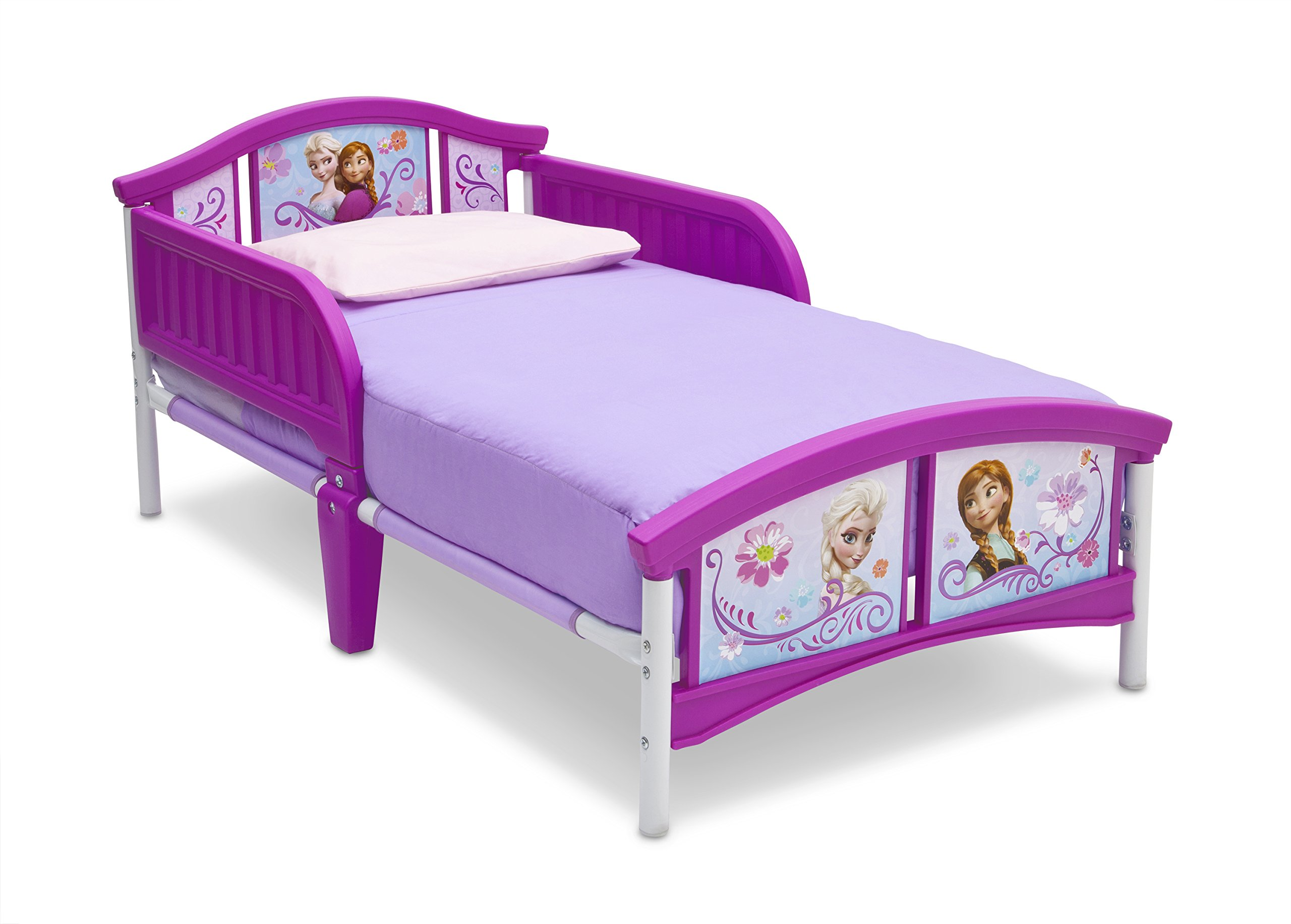 Toddler Bed For Girl Disney Frozen Canopy Kids Toddler Bed Girls Princess Anna