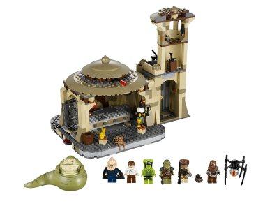 Lego 9516 Jabba's Palace | Legochez