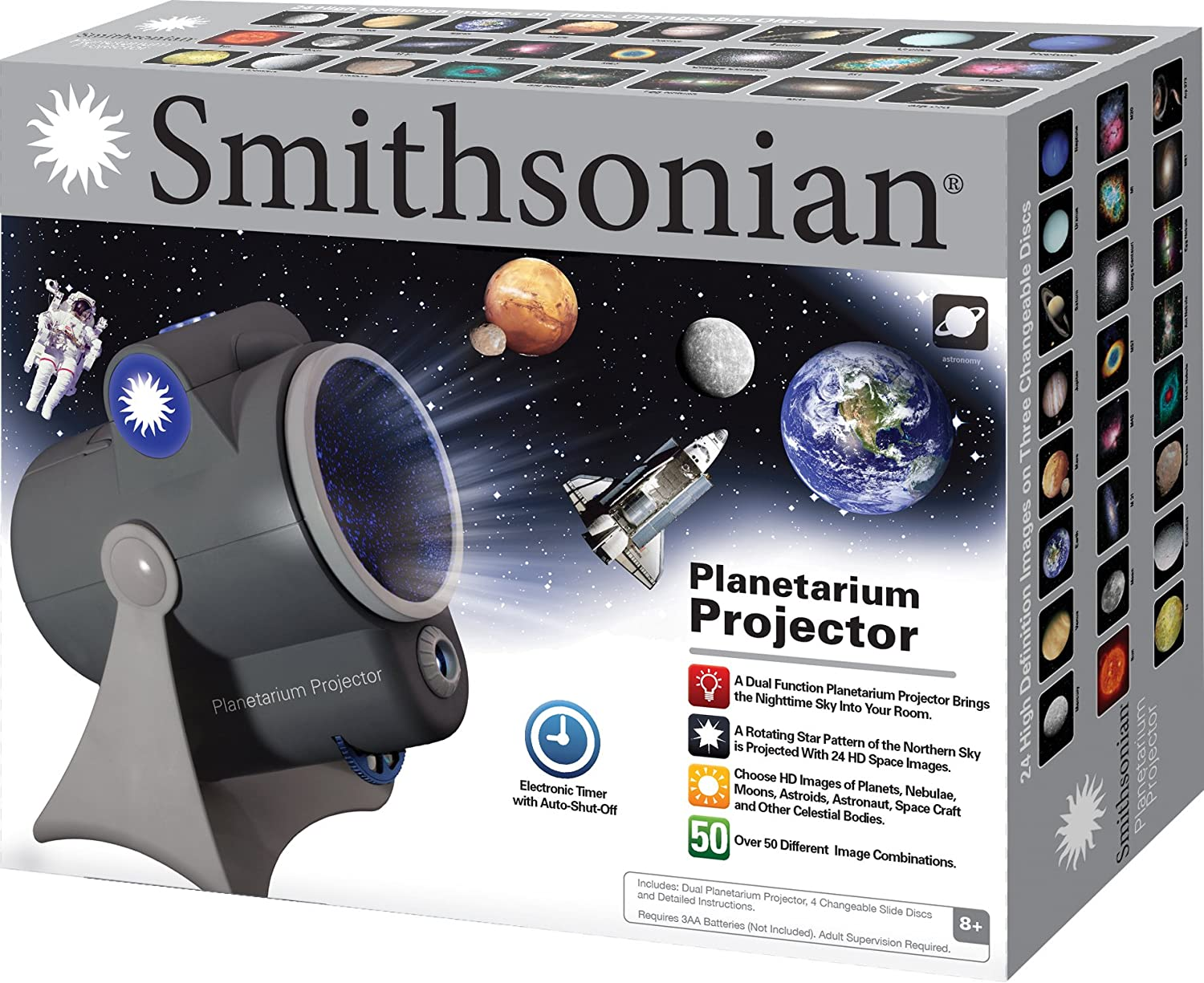 Buy smithsonian optics room planetarium and dual projector science kit black blue online at low prices in india amazon in