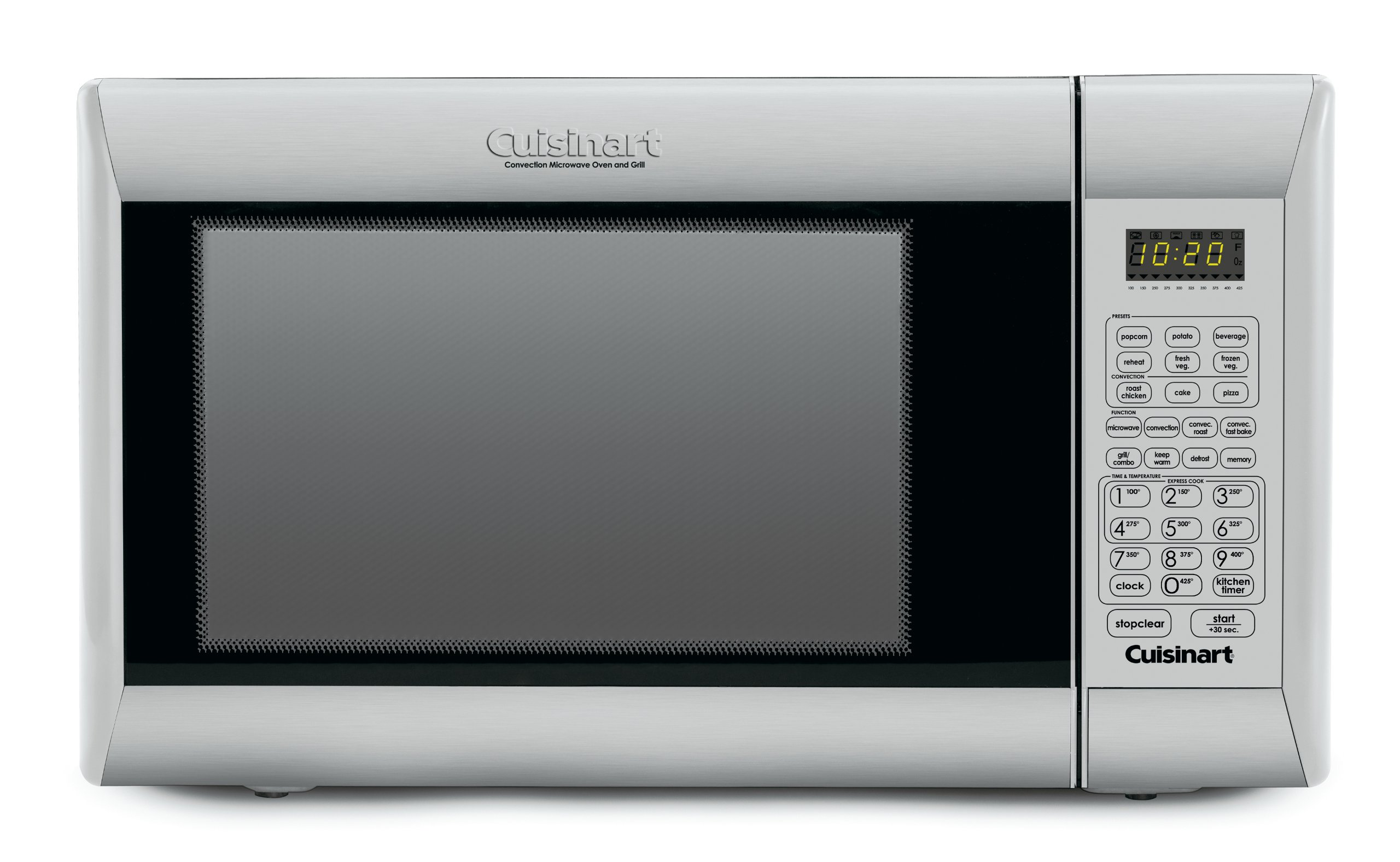 Countertop Microwave Convection Ovens Cuisinart Cmw 200 1 2 Cubic Foot Convection Microwave Oven