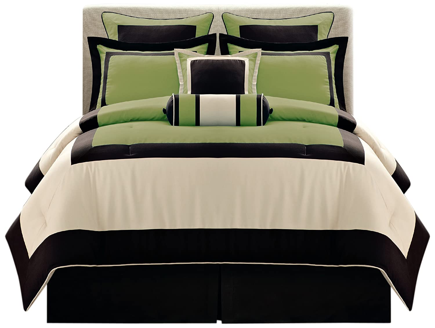 Black White And Green Bedroom Sage Olive And Hunter Green Bedroom Decorating Ideas Seekyt