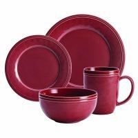 Rachael Ray Cucina 16-Piece Stoneware Dinnerware Set ...