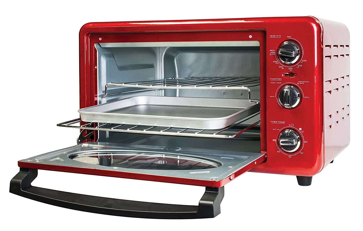 Best Countertop Ovens For Baking Convection Toaster Oven Counter Top Cook Roast Bake Broil