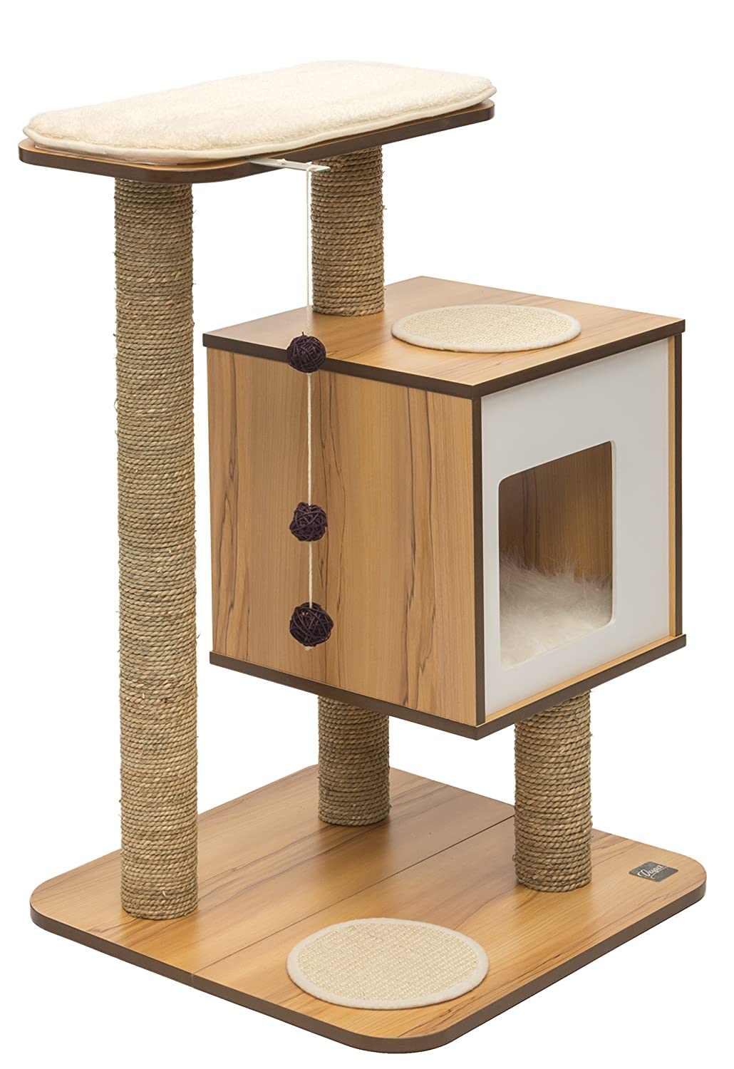 Cat Tree Houses Indoor Best Cat Tree Without Carpet Ideas Cool Cat Tree Plans