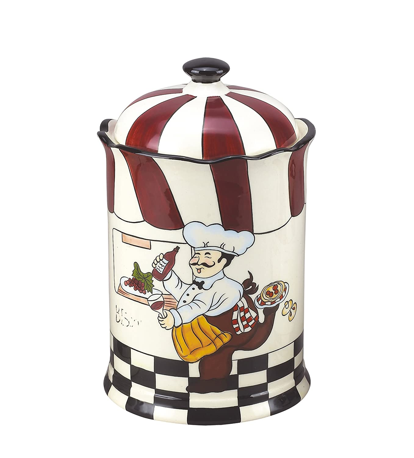 Ceramic Cookie Jar Sets Fat Chef Ceramic Cake Ideas And Designs