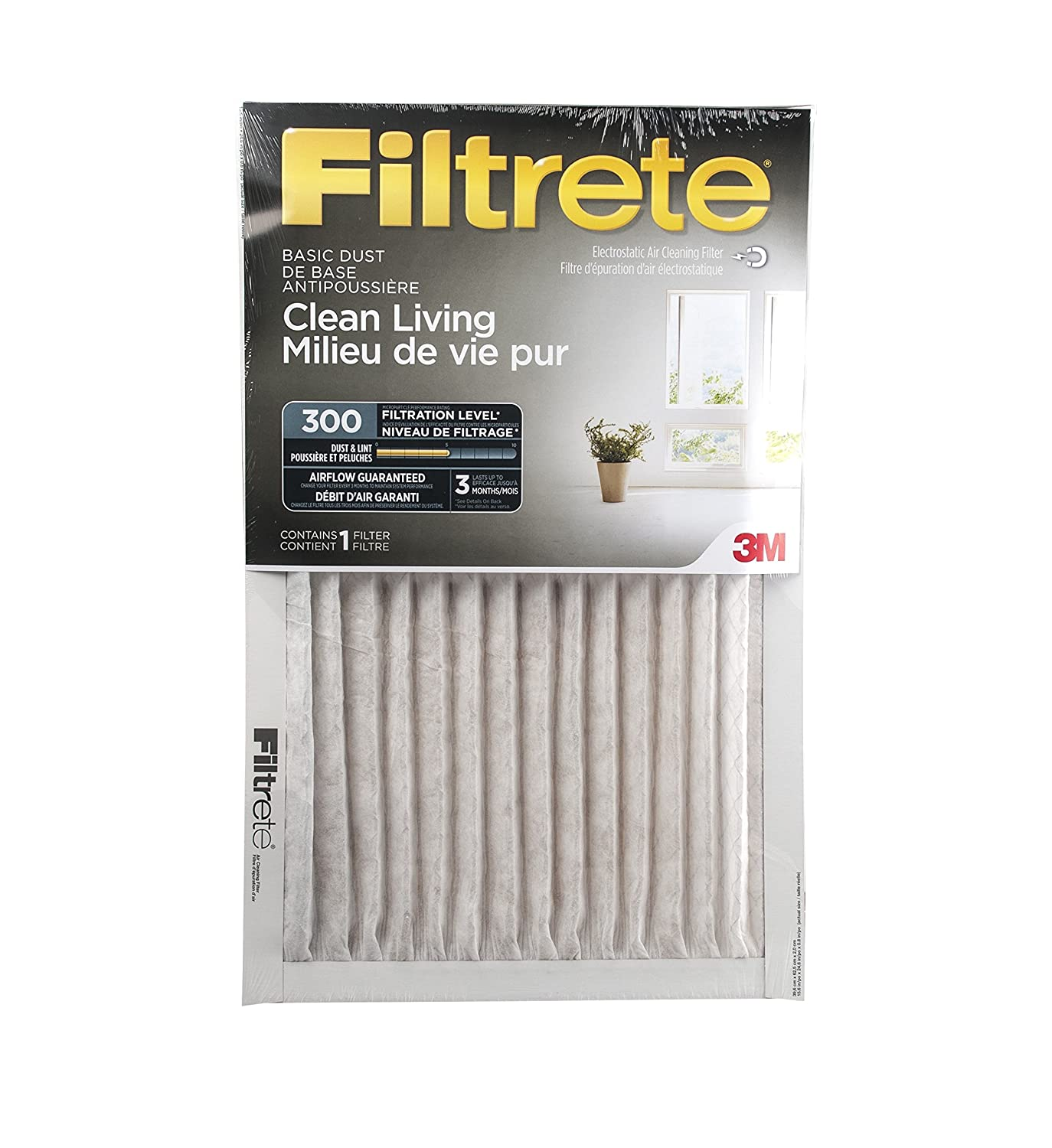 Filtrete 16x25x1 Amazon Canada Filtrete 6 Pack Furnace Filters Various