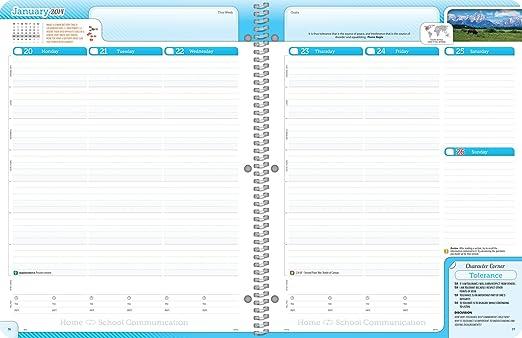 school agenda books - Onwebioinnovate - school agenda